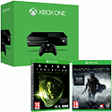 Xbox One Console with Alien Isolation and Shadow of Mordor