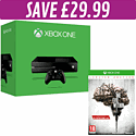 Xbox One Console with The Evil Within Limited Edition