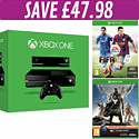 Xbox One with Kinect, Destiny + Vanguard and FIFA 15