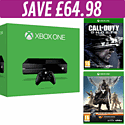 Xbox One Console with Destiny + Vanguard and Call of Duty: Ghosts