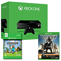 Xbox One Console with Destiny + Vanguard and Minecraft download