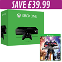 Xbox One Console with Transformers: Rise Of The Dark Spark