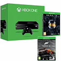 Xbox One Console With Halo Master Chief Collection & Forza 5 Game Of The Year Edition Download