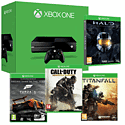 Xbox One Console With Halo Master Chief Collection, Call of Duty Advanced Warfare, Titanfall & Forza 5 GOTY Download
