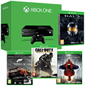 Xbox One Console With Halo Master Chief Collection, Call of Duty Advanced Warfare, The Amazing Spider Man 2 & Forza 5 GOTY