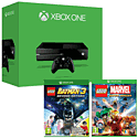 Xbox One Console With LEGO Batman 3 & LEGO Marvel