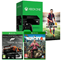 Xbox One Console With FIFA 15 Download, Far Cry 4 & Forza 5 Game Of The Year Download