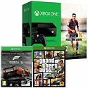 Xbox One Console With FIFA 15 Download, Grand  Theft Auto V & Forza 5 Game Of The Year Download