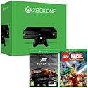 Xbox One Console With LEGO Marvel & Forza 5 Game Of The Year Edition Download