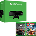 Xbox One Console With Forza 5 Game Of The Year Edition Download & LEGO Marvel