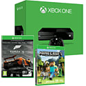 Xbox One Console With Forza 5 Game Of The Year Edition Download & Minecraft