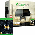 Call Of Duty Advanced Warfare: Limited Edition 1TB Console With Halo The Master Chief Collection