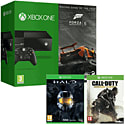 Xbox One Console With Forza 5 Download, Call of Duty Advanced Warfare & Halo The Master Chief Collection