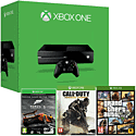 Xbox One Console With Forza 5 Download, Call of Duty Advanced Warfare & Grand Theft Auto V