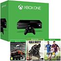 Xbox One Console With Forza 5 Download, Call of Duty Advanced Warfare & FIFA 15
