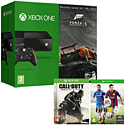 Xbox One Console With Forza 5 Download, Call of Duty Advanced Warfare & FIFA 15