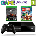 Xbox One Family Pack With Forza 5 Game Of The Year Download & LEGO Marvel