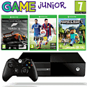Xbox One Family Pack With Forza 5 Game Of The Year Download, Minecraft & FIFA 15