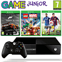 Xbox One Family Pack With Forza 5 Game Of The Year Download, FIFA 15 & LEGO Marvel