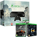 Xbox One With Assassin's Creed Unity, Assassin's Creed IV & Forza 5 Downloads & Halo Master Chief Collection Limited Edition