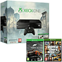 Xbox One With Assassin's Creed Unity, Assassin's Creed IV & Forza 5 Downloads & Grand Theft Auto V