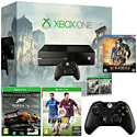 Xbox One With Assassin's Creed Unity, Assassin's Creed IV & Forza 5 Downloads, FIFA 15, Wireless Controller & 1 Bluray