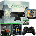 Xbox One With Assassin's Creed Unity, Assassin's Creed IV & Forza 5 Downloads, Halo Collection, Controller & 1 Movie
