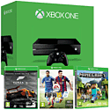 Xbox One Console With Forza 5 Game Of The Year Download, FIFA 15 & Minecraft
