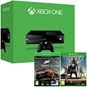 Xbox One Console With Forza 5 Game Of The Year Download & Destiny Vanguard