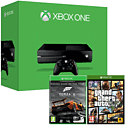 Xbox One Console With Forza 5 Game Of The Year Download & Grand Theft Auto V