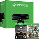 Xbox One Console With Forza 5 Game Of The Year Download & Sunset Overdrive