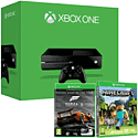 Xbox One Console With Forza 5 Game Of The Year Download & Minecraft