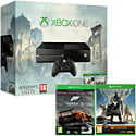 Xbox One Console with Assassin's Creed: Unity, Assassin's Creed IV: Black Flag & Forza 5 Downloads & Destiny