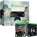 Xbox One with Assassin's Creed: Unity, Assassin's Creed IV: Black Flag & Forza 5 Downloads & Halo Master Chief Collection