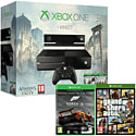Xbox One with Kinect, Assassin's Creed: Unity, Assassin's Creed IV: Black Flag & Forza 5 Downloads & GTA V
