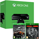 Xbox One Console With Evolve & Forza 5 Game Of The Year Download & Evolve