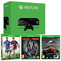 Xbox One Console With Forza 5 Game Of The Year Download, Evolve & FIFA 15