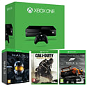 Xbox One Console With Call Of Duty Advanced Warfare & Halo Master Chief Collection