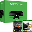 Xbox One Console With Forza 5 Game Of The Year Download and Dying Light