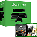Xbox One Console with Kinect & Forza 5 Game Of The Year Download and Dying Light