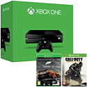 Xbox One Console With Forza 5 Game Of The Year Download and Call of Duty: Advanced Warfare