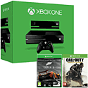 Xbox One Console with Kinect & Forza 5 Game Of The Year Download and Call of Duty: Advanced Warfare
