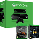 Xbox One Console with Kinect & Forza 5 Game Of The Year Download and Halo: The Master Chief Collection Limited Edition