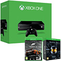 Xbox One Console With Forza 5 Game Of The Year Download & Halo Master Chief Collection