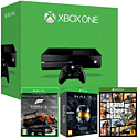Xbox One Console With Forza 5 Game Of The Year Download, GTA V & Halo Master Chief Collection