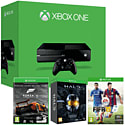 Xbox One Console With Forza 5 Game Of The Year Download, FIFA 15 & Halo Master Chief Collection