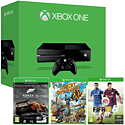 Xbox One Console With Forza 5 Game Of The Year Download, FIFA 15 & Sunset Overdrive