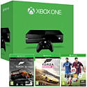Xbox One Console With Forza 5 Game Of The Year Download, FIFA 15 & Forza Horizon 2