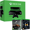 Xbox One Console With Kinect, Forza 5 Game Of The Year Download & Halo Master Chief Collection