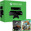 Xbox One Console With Kinect, Forza 5 Game Of The Year Download & Sunset Overdrive